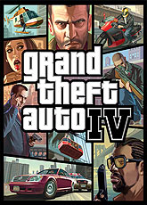 Игра GTA 4 / Grand Theft Auto IV [2008]