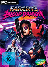 Игра Far Cry 3: Blood Dragon [2013]