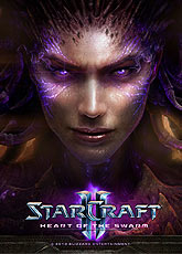 Игра StarCraft 2: Heart of the Swarm [2013]