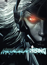 Игра Metal Gear Rising: Revengeance [2014]