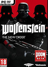 Игра Wolfenstein: The New Order [2014]