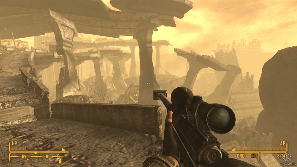 Fallout: new vegas extended hd edition (2011) pc | repack.