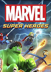 Игра LEGO Marvel Super Heroes [2013]