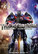 Transformers: Rise of the Dark Spark [2014]