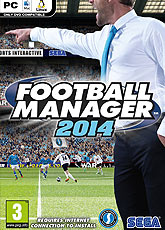 Игра Football Manager 2014 [2013]