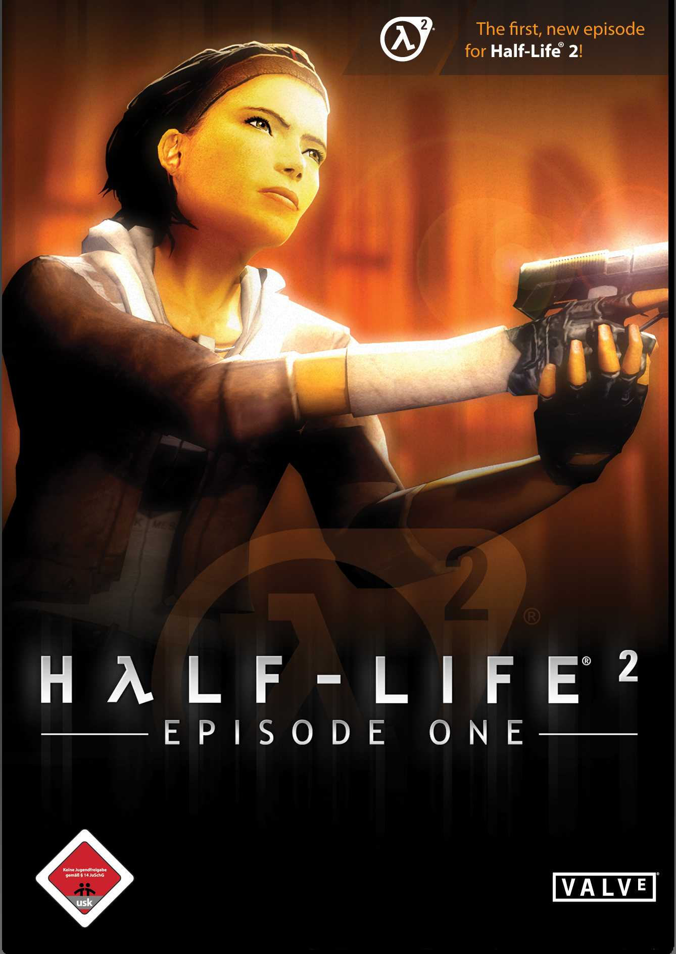 Игра Half-Life 2: Episode One [2006]