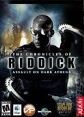 Игра The Chronicles of Riddick - Assault on Dark Athena [2009]
