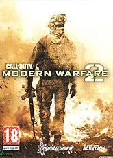 Игра Call of Duty: Modern Warfare 2 [2009]