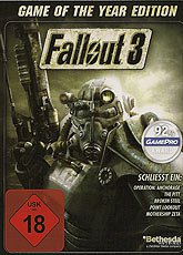 Игра Fallout 3: Game of the Year Edition [2009]