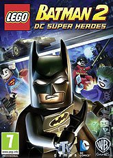 Игра LEGO Batman 2: DC Super Heroes [2012]