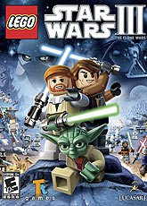 Игра LEGO Star Wars 3: The Clone Wars [2011]