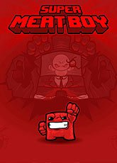 Игра Super Meat Boy [2010]
