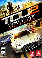 Игра Test Drive Unlimited 2 [2011]