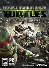 Игра Teenage Mutant Ninja Turtles: Out of the Shadows [2013]
