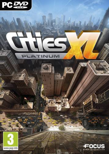 Игра Cities XL Platinum [2013]