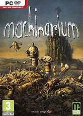 Игра Machinarium [2009]