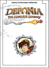 Игра Deponia: The Complete Journey [2014]