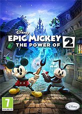 Игра Disney Epic Mickey 2: The Power of Two [2012]