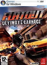 Игра FlatOut: Ultimate Carnage [2008]