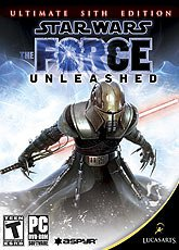 Игра Star Wars: The Force Unleashed [2009]