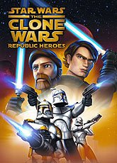 Игра Star Wars: The Clone Wars Republic Heroes [2009]