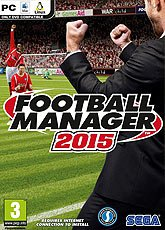 Игра Football Manager 2015 [2014]