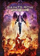 Игра Saints Row: Gat out of Hell (2015)