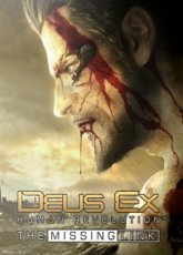 Игра Deus Ex: Human Revolution The Missing Link [2011]