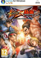 Игра Street Fighter X Tekken [2012]