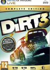 Игра DiRT 3 Complete Edition