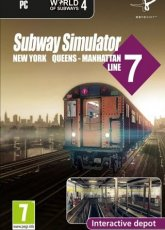 Игра World of Subways Vol. 4: New York Line 7
